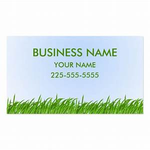 Lawn care business cards templates joy studio design for Lawn care business card templates