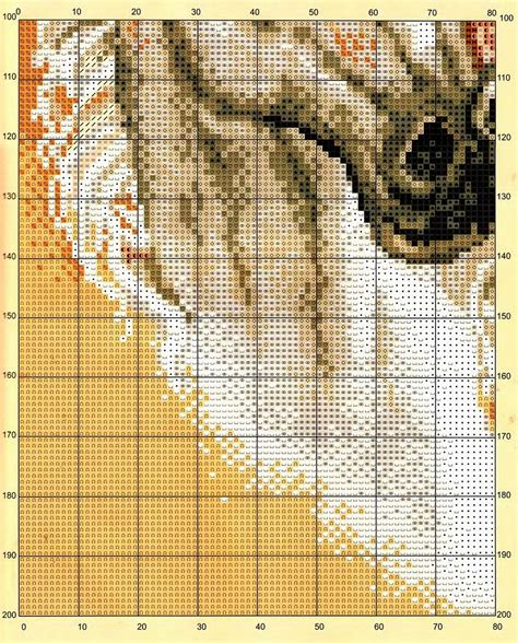 cross stitch pattern unicorns diy  ideas