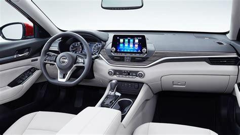 Nissan Altima Interior by 2019 Nissan Altima Interior