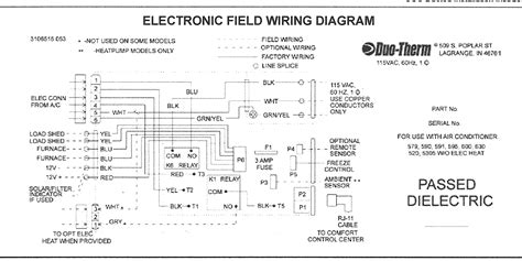 Dometic Comfort Control Center Wiring Diagram Download