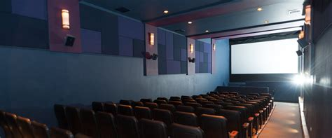 louis bluver theater features digital projection