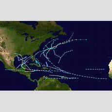 1974 Atlantic Hurricane Season Wikipedia