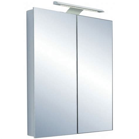 Bathroom Cabinet With Mirror And Lights by Mirror Cabinet With Overhead Light And Shaver Socket