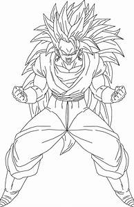 Vegetto Super Saiyan 5 Lineart by Guitar6God on DeviantArt