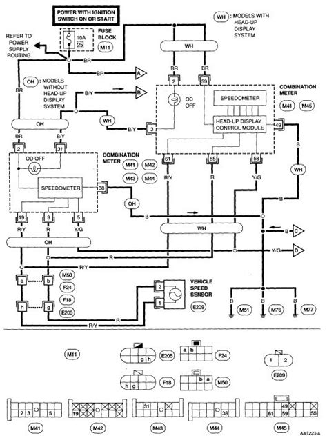 stereo wiring diagram 2001 nissan frontier saveingold us