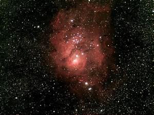 M8 Lagoon Nebula