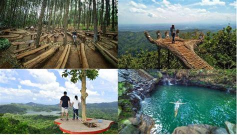 tempat wisata alam jogja sajikan pemandangan indah