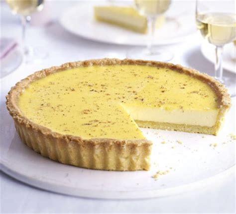 custard tart recipe bbc good food