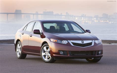 Acura Tsx 2009 Pictures Widescreen Exotic Car Wallpaper