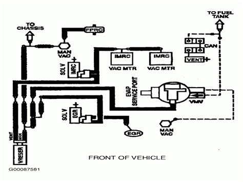 Ford Vacuum Hose Routing Diagram Wiring Forums