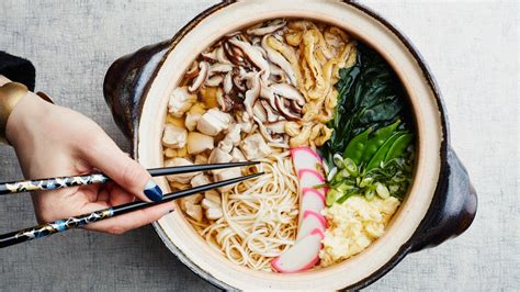 traditional japanese udon soup recipe epicurious