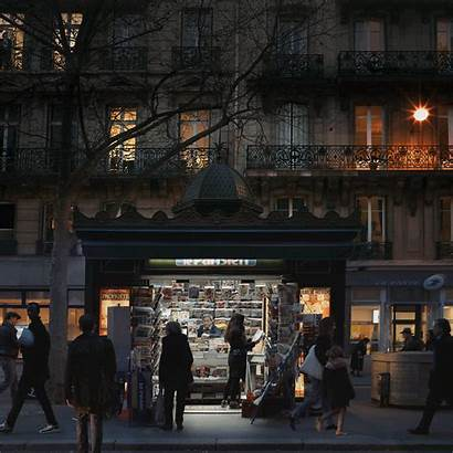 Cinemagraphs Paris Cinemagraph Animated Fantastic Month Jamie