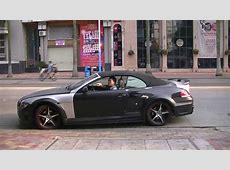 Wide body Part for 20042009 #BMW #6series #E64#LUMMA