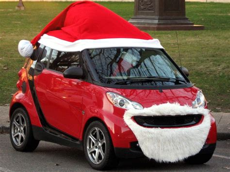christmas decoration for cars honk honk honk the top 10 the top decorated vehicles decorating