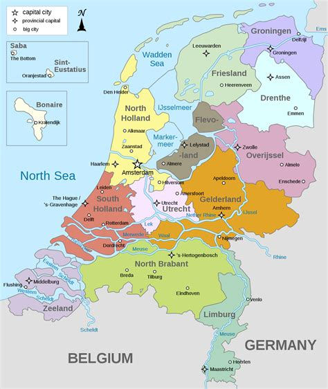 provinces   netherlands wikipedia