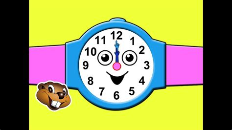 time   telling  time song  children