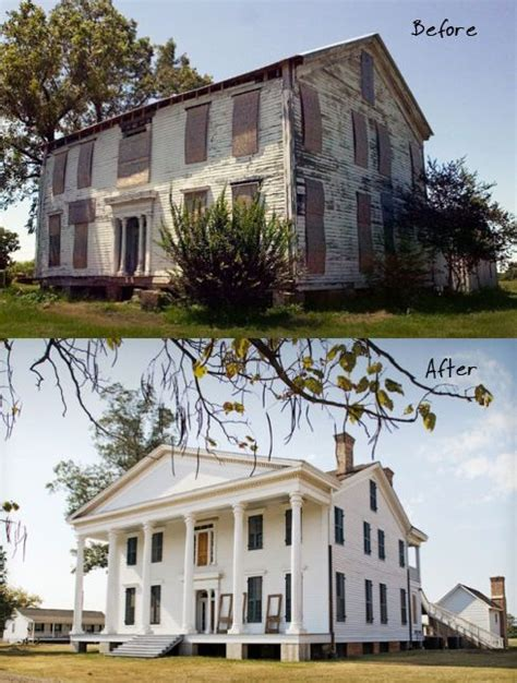 restored homes before and after 92 best images about preservation restoration on