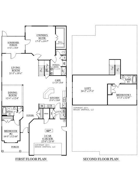 house plan  woodbridge floor plan traditional