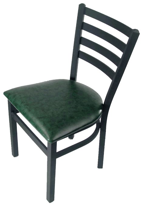 ladder back seat dining chairs metal ladder back chair bar restaurant 9668
