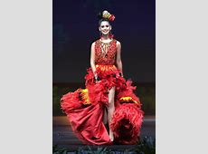 IN PHOTOS Miss Universe 2018 National Costume Show