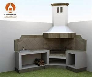 Outdoor Küche Beton : concrete outdoor grill home pinterest grillkamin ~ Michelbontemps.com Haus und Dekorationen