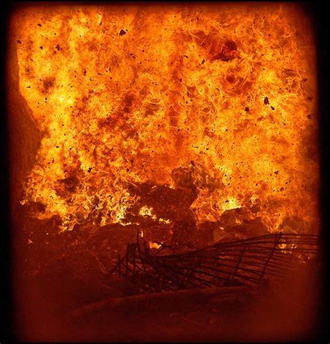trash  burning beat burying   files