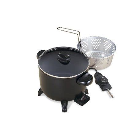 Presto Kitchen Kettle Multi Cooker Reviews by Sale Presto 060006 Cooker Multi Kitchen Kettle 06006