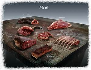 Meat Video Games Artwork