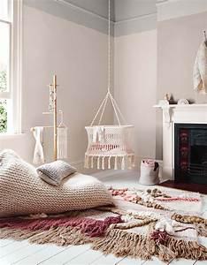 Idee De Deco Pour Chambre : chambre de b b 25 id es pour une fille elle d coration ~ Melissatoandfro.com Idées de Décoration