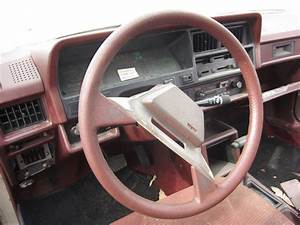 When I Build My Spaceship  It Will Be Equipped With This Mitsubishi Cordia Instrument Cluster
