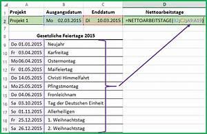 Prozentuale Differenz Berechnen : excel datum differenz funktion nettoarbeitstage berechnen ~ Themetempest.com Abrechnung