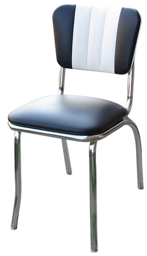 retro kitchen chairs diner chair 4191 3 channel diner chair retro diner