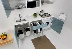 mobili per cucine piccole cucine monoblocco consigli With cucine angolari compatte