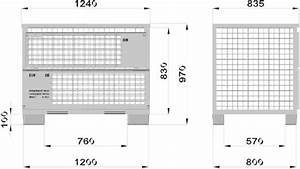 Zimmertüren Maße Norm : gitterboxen paletten service meissen gmbh co kg ~ Orissabook.com Haus und Dekorationen
