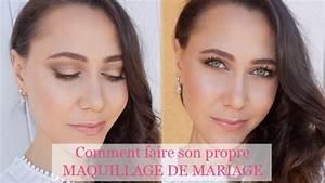 Maquillage De Mariage : comment faire son maquillage de mariage soi m me quand on ~ Melissatoandfro.com Idées de Décoration