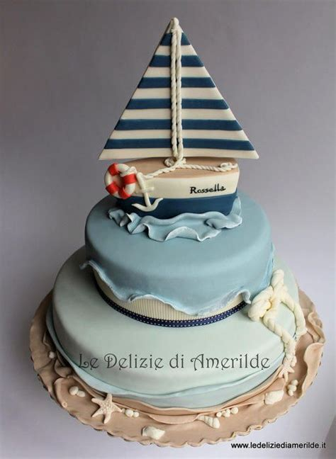 Sailing Boat Cake by Sailing Boat Cake Cake Of All Makes Pinterest