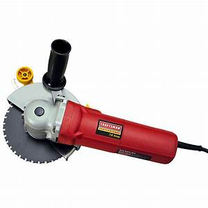 """Craftsman 25574 7.8 amp Corded 6-1/8"""" Twin Cutter Electric ..."""