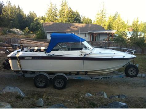 Fishing Boats For Sale Renfrew County by 21ft Sangster Boat 5500 Obo Malahat Including Shawnigan