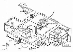 Craftsman Riding Mower Wiring Diagram  Craftsman  Free
