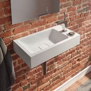 Waschbecken Eckig Klein : handwaschbecken kleine waschbecken reduziert bei emero ~ Watch28wear.com Haus und Dekorationen