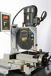 Hydmech Manual Vertical Cold Saw