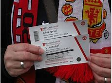VIP Tickets against Liverpool 140316 Picture of Old