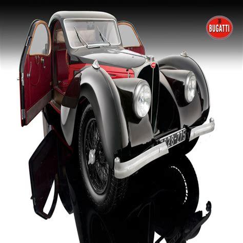 Bugatti 57 sc atalante rouge 1/12 bauer. 1:12 Bugatti Atalante - Bauer Exclusive - Marken & Produkte - www.bauer-spielwaren.de