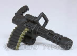 Handheld GE M134 Minigun