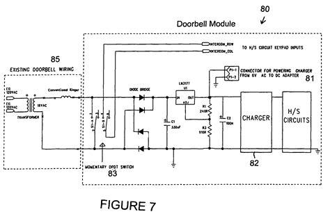 patent us7738917 intercom wireless door bell for multi