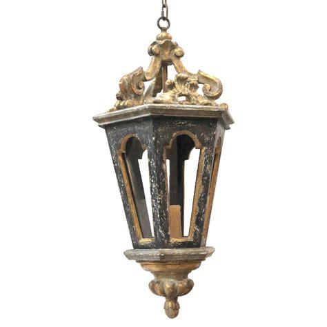 black lantern pendant light harrietta black gold carved lantern pendant light