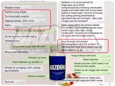 bazooka pills malaysia review ubat kuat lelaki ubat