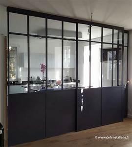 Porte Coulissante Verriere : defi m tallerie conception de v randas et de verri res d ~ Carolinahurricanesstore.com Idées de Décoration