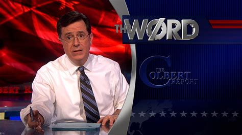 The Word - Due or Die - The Colbert Report (Video Clip ...