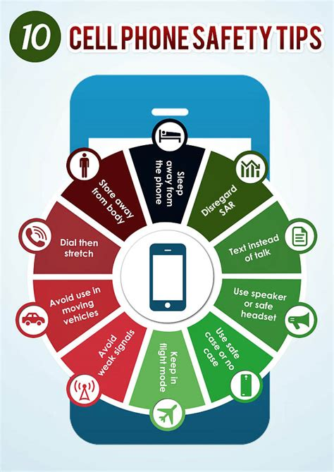 cellphone or cell phone 10 cell phone safety tips it takes time